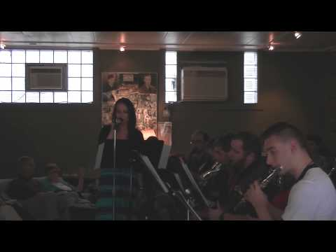 Union College Student Jazz Ensemble; Part 1 of 2- Live at Arthur's Market