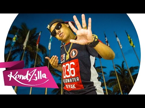 MC Bó do Catarina - 5 Letras part. Natalia Inoue (KondZilla)