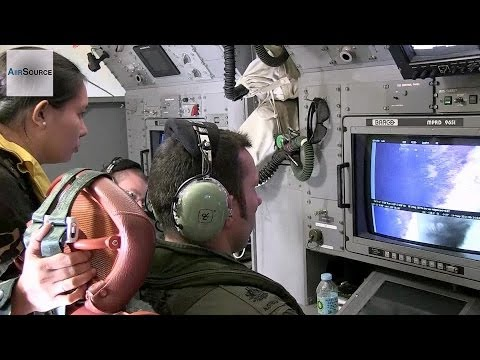 Philippines and Aussies Conduct Maritime Surveillance in P3 Orion