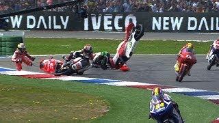 MotoGP™ Assen 2014- Biggest Crashes