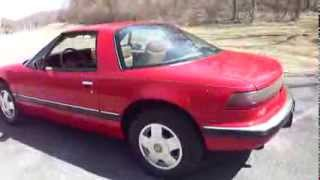 1989 Buick Reatta 32k miles
