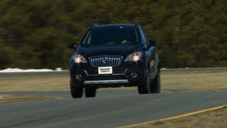 2013 Buick Encore First Drive From Consumer Reports
