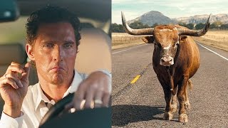 New Matthew McConaughey Ads Are SO Weird! What's