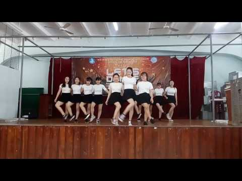 Let's dance của 37A NN Anh