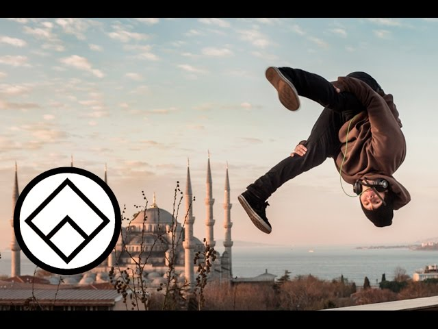 Farang x Razer - Freerun Istanbul