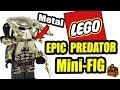 Predator Movie LEGO Custom Minifigures 2018