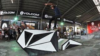 """Volcom """"True To This"""" 2014 Asia Skate Tour Bali"""