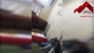 جثمان الفنانة الراحلة ماجدة ال...