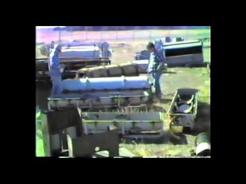 Chico Nuclear Missile Silos Pt 1