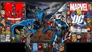Marvel Vs DC Fighting Game - Let's Discuss