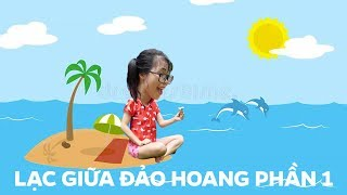 Robin Thơ Lạc Giữa Đảo Hoang Phần 1: Lênh Đênh Trên Biển
