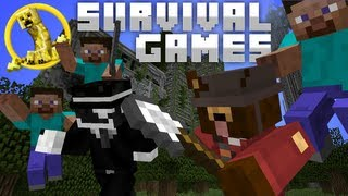 Minecraft: Survival Games w/ Ukanu