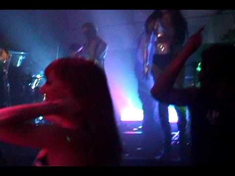safri duo - house Show fiestas BAILARINAS de TV ELECTRODRUMS lucho percusion - bateria Matu