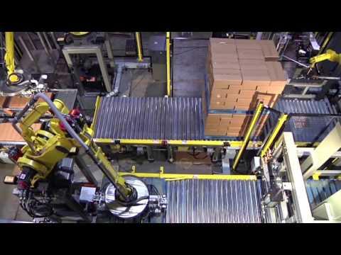 Palletizing systems Singapore