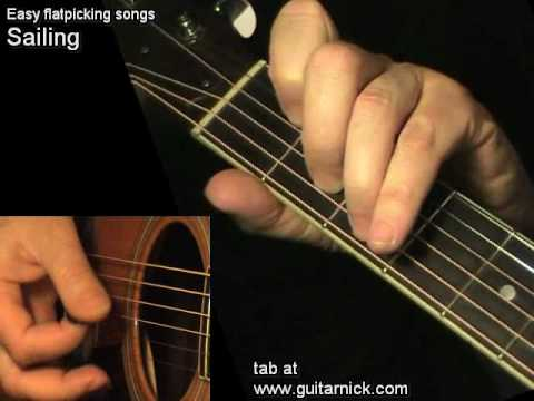 Sailing, Rod Stewart - on acoustic guitar + TAB! Learn how ...