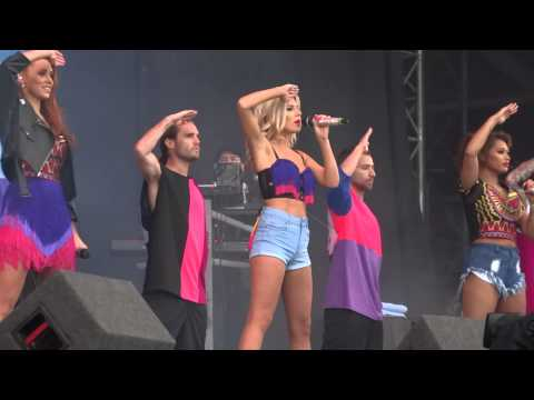 The Saturdays Notorious Live