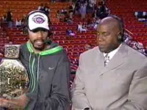 Rasheed Wallace - 2005 ECF Inside the NBA Interview