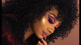 Fall Double Cut Crease Makeup Look | Pat McGrath Mothership V Palette | MakeupTiffanyJ