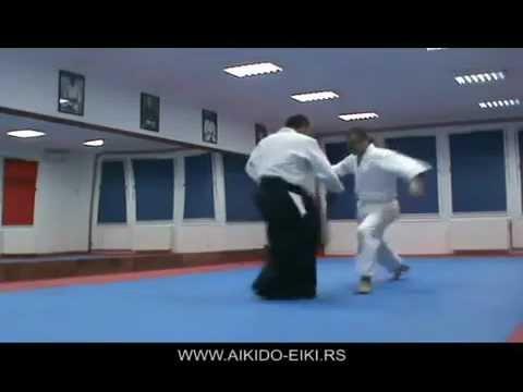Aikido klub EIKI - kratka prezentacija