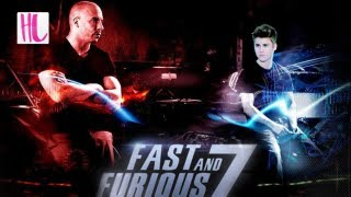 Justin Bieber In 'Fast And Furious 7' Official Trailer
