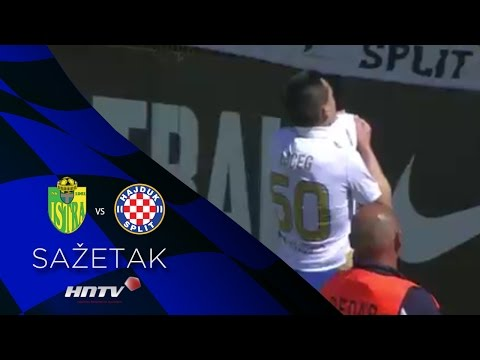 Pula: Istra 1961 - Hajduk 0:2