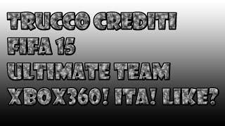 Trucco Crediti Fifa 15 Ultimate Team (xbox360)