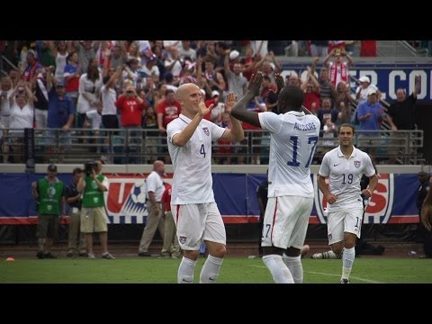 Jozy Altidore Goals in Slow Motion