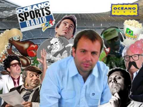 08/07/2014 Océano Sports Radio