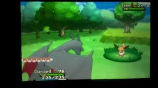 How To Chain A Shiny Eevee In Pokemon X And Y (OLD VERSION