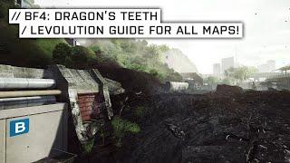 BF4 DRAGON'S TEETH LEVOLUTION GUIDE! Battlefield 4