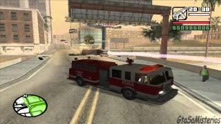 GTA San Andreas Como Manejar Un Vehiculo Que Ya Exploto