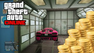 GTA 5 Online SOLO Money Glitch Sell Cars Full Price