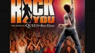 Musical We Will Rock You ( A Kind Of Magic )