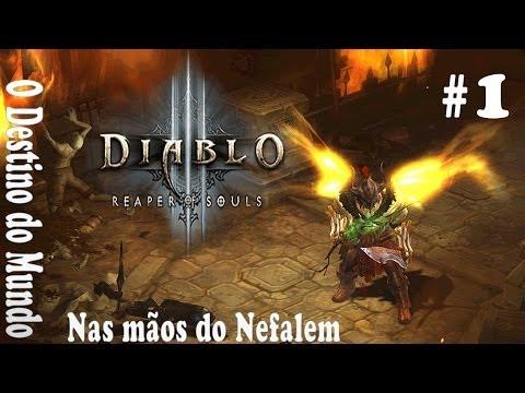 Diablo 3 : Reaper of Souls || Parte 1