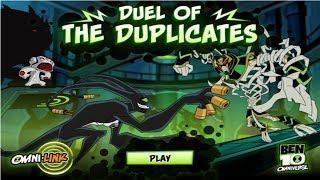 Cartoon Network Games: Ben 10 Omniverse - Duel of The Duplicates [Full Walkthrough]
