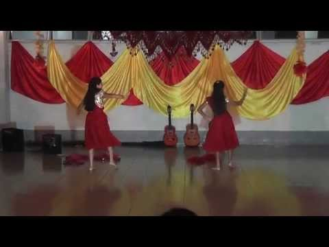 1234 Get On The Dance Floor by Pooja and Pari