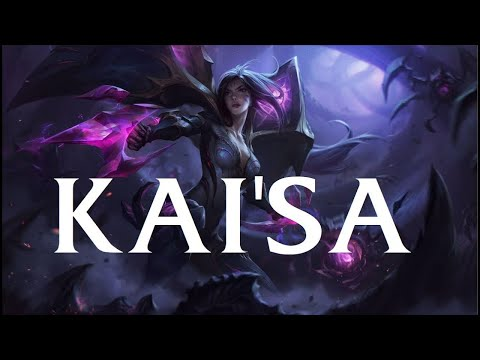 League of Legends Kai'sa Gameplay | Kai'sa Guide | Best ADC Bottom Kai'sa