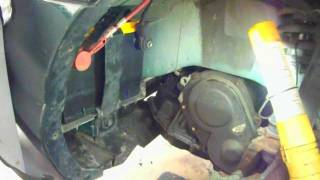 Battery Replacement, Chrysler Sebring & Other FWD