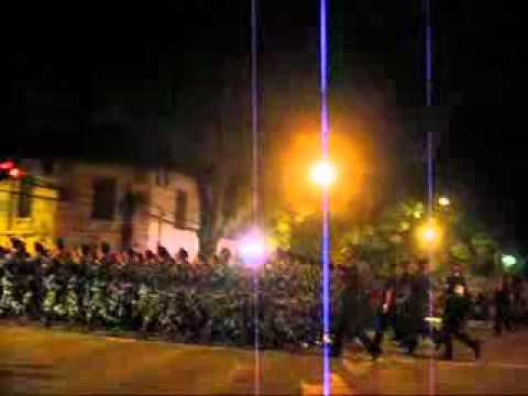 Duyet binh, Dieu binh, Parade, Hà Nội, 1000 năm Thang Long, Vietnam 2010.flv