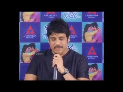 Oka Laila Kosam press meet