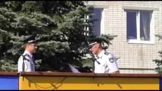 Ректор університету привітав особовий склад з Днем Національної поліції