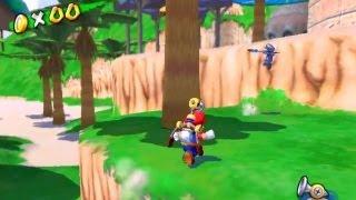 """Vamos Jogar: Super Mario Sunshine #6 """"Câmera Que Não"""