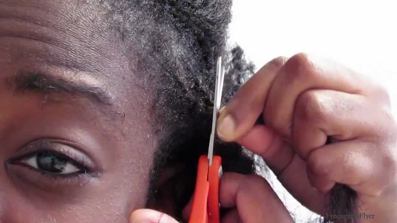 Crochet Hair Removal : How To Remove Crochet Braids - YouTube