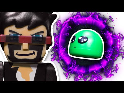THE ADVENTURES OF JERRY AND CAPTAINSPARKLEZ (Stop Motion Animation)