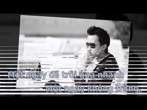 Mãi chỉ là người tình - Tạ Quang Huy (karaoke ko lời)