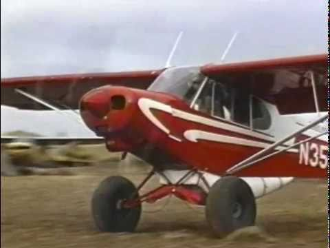 Alaska's Big Game  - Gary Butch King, Master Guide -  Part 2  Alaska Bush Pilots