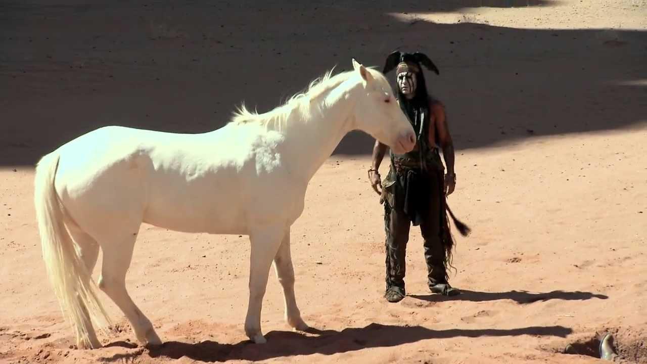 """The Lone Ranger - """"Hi-Yo Silver"""" Docupod"""