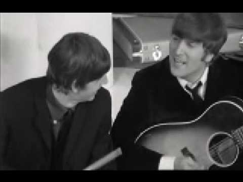 The Beatles - If I Fell (HQ)