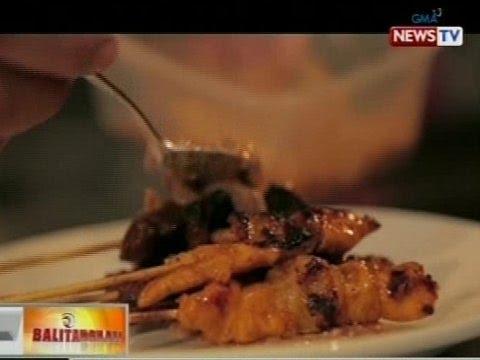 BT: Satay, paboritong street food ng ilang taga-Southeast Asia