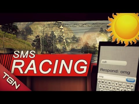 SMS RACING: SI ESCRIBES, NO CONDUZCAS